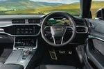 Audi A6 Avant 2021 interior dashboard