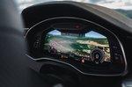 Audi A6 Avant 2021 driver display