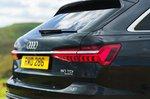 Audi A6 Avant 2021 rear detail