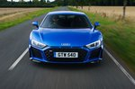 Audi R8 2021 front tracking