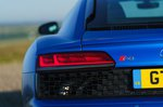 Audi R8 2021 rear light detail