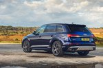 Audi SQ7 2021 rear left static