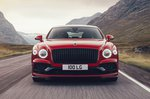 Bentley Flying Spur 2021 front tracking