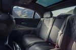 Bentley Flying Spur 2021 rear seats