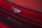 Bentley Flying Spur 2021 badge detail