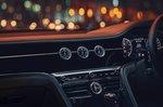 Bentley Flying Spur 2021 interior dashboard dials