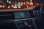 Bentley Flying Spur 2021 interior infotainment