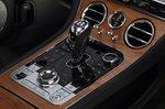 Bentley Continental GT 2021 interior detail