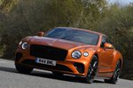 Bentley Continental GT 2021 front static