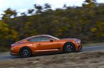 Bentley Continental GT 2021 right tracking