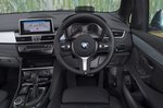 BMW 2 Series Active Tourer 2021 interior dashboard