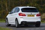 BMW 2 Series Active Tourer 2021 rear cornering