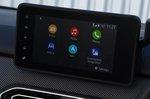 Dacia Sandero 2021 RHD infotainment