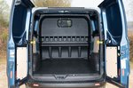 Ford Transit Custom Trail 2021 rear doors open