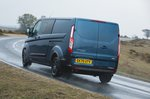 Ford Transit Custom Trail 2021 rear cornering