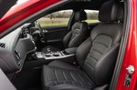 Kia Stinger 2021 front seats