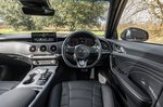 Kia Stinger 2021 interior dashboard
