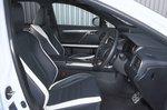 Lexus RX450h 2021 interior front seats