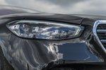 Mercedes S-Class 2021 headlight detail