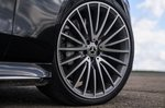 Mercedes S-Class 2021 alloy wheel
