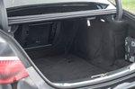 Mercedes S-Class 2021 boot open