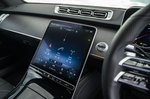 Mercedes S-Class 2021 infotainment