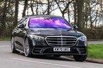 Mercedes S-Class 2021 front