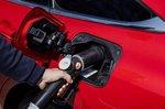 Toyota Mirai 2021 filling pump detail