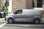 Peugeot e-Expert 2021 left tracking