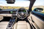 Porsche 911 2022 dashboard