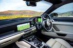 Porsche 911 2022 interior