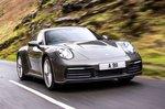Porsche 911 2022 front