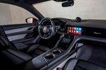 Porsche Taycan Cross Turismo 2021 interior