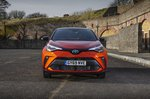 Toyota C-HR 2021 front static
