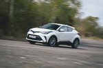 Toyota C-HR 2021 left tracking