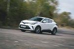 Toyota C-HR 2021 left tracking