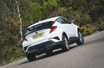 Toyota C-HR 2021 rear cornering