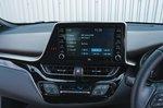 Toyota C-HR 2021 interior infotainment