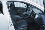 Toyota C-HR 2021 interior front seats