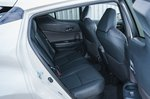 Toyota C-HR 2021 interior rear seats
