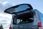 Toyota Proace Verso 2021 rear window open