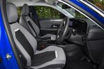 Vauxhall Mokka 2021 front seats