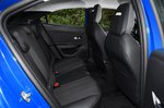 Vauxhall Mokka 2021 rear seats