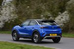 Vauxhall Mokka 2021 left tracking