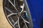 Volkswagen Tiguan R 2021 alloy wheel
