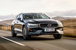 Volvo V60 Cross Country 2021 front tracking