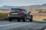 Volvo V60 Cross Country 2021 rear right tracking