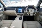 Volvo V60 Cross Country 2021 interior dashboard