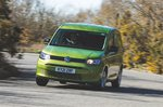 Volkswagen Caddy 2021 front cornering
