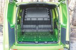 Volkswagen Caddy 2021 boot open